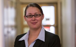 UW online health and wellness degree, Danielle Waldhart